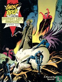 Ghost Rider and the Midnight Sons Magazine 1