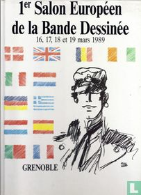 1er Salon Européen de la Bande Dessinée