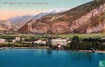 Lago di Garda - Riva - Palast Hôtel Lido