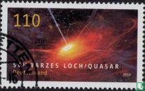 Quasars en zwarte gaten kopen