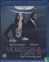 Molly's Game / Le Grand Jeu