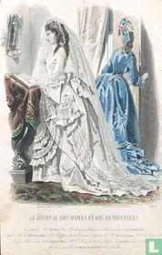 Toilettes de Mme Du Riez bruid