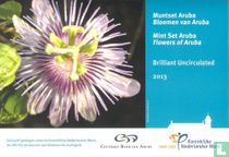 "Aruba mint set 2013 ""Flowers of Aruba"""