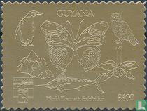Postzegeltentoonstelling Genova 92