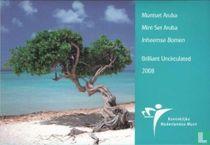 "Aruba jaarset 2008 ""Native trees"""