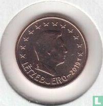 Luxembourg 1 cent 2019 (Sint Servaasbrug)
