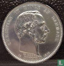 Denemarken 2 kroner 1888