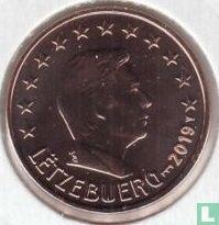 Luxembourg 5 cent 2019 (Sint Servaasbrug)