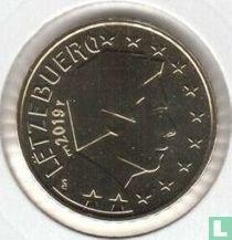 Luxembourg 50 cent 2019 (Sint Servaasbrug)