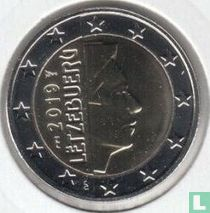 Luxembourg 2 euro 2019 (Sint Servaasbrug)