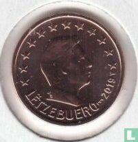 Luxembourg 2 cent 2019 (Sint Servaasbrug)
