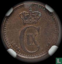 Denemarken 1 øre 1878