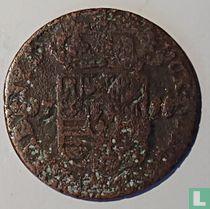 Spanish Netherlands 1 liard 1711 (Namur Type 3)