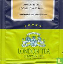 Apple & Lime Pomme & Chaux