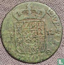 Spanish Netherlands 1 liard 1712 (Namur)