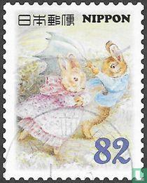 The world of Peter Rabbit