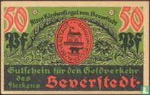 Beverstedt Gemeinde 50 Pfennig