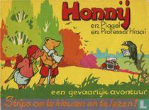 Honnij en Piggel en Professor Kraai