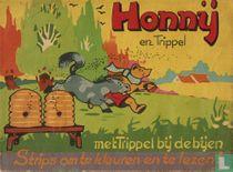 Honnij en Trippel - Met Trippel bij de bijen