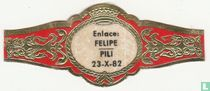 Enlace Felipe Pili 23-X-82