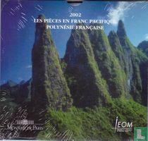 Frans-Polynesië jaarset 2002