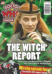 Doctor Who Magazine 275