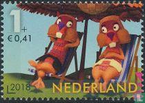 Postzegels voor kinderen