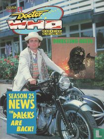 Doctor Who Magazine 135