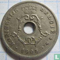 Belgium 10 centimes 1903 (NLD - 1903/2)