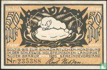 Sudenbrarup, Gemeinde, 50 Pfennig 1920