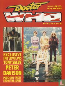 Doctor Who Magazine 134