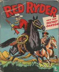 Red Ryder and the secret canyon