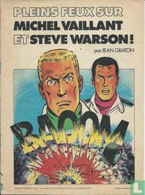 Pleins feux sur Michel Vaillant et Steve Warson!