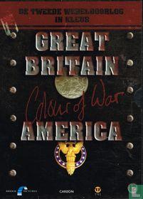 Great Britain - America [volle box]