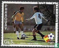 Espana 82 WM-Fußball