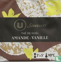 Amande - Vanille