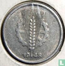 DDR 5 pfennig 1948