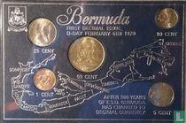 Bermuda jaarset 1970