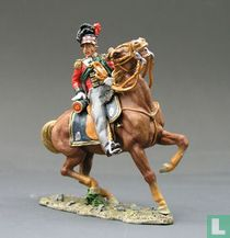 Mounted Black Watch Officer