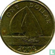 Bermuda 1 dollar 2009