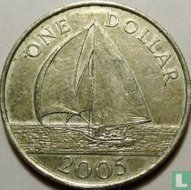 Bermuda 1 dollar 2005