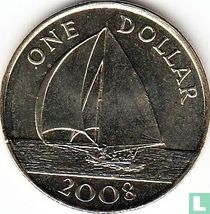 Bermuda 1 dollar 2008