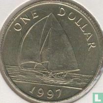 Bermuda 1 dollar 1997