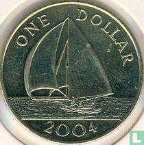 Bermuda 1 dollar 2004