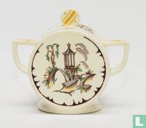 Suikerpot - Westminster - Decor 2099 - Société Céramique