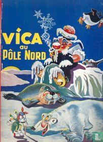 Vica au pôle nord