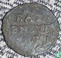 Batenburg duit zonder jaartal 1618-1624