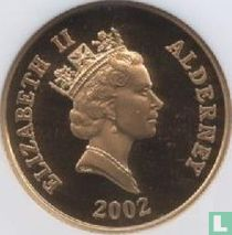 "Alderney 25 pounds 2002 (PROOF) ""5th anniversary Death of Princess Diana"""