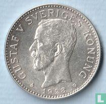 Zweden 2 kronor 1928
