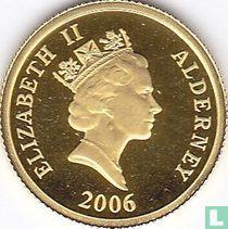"Alderney 1 pound 2006 (PROOF) ""William Shakespeare"""
